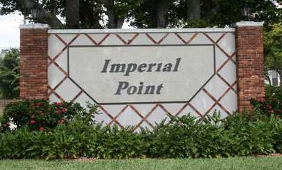 Imperial Point in Ft. Lauderdale, Florida homes for sale